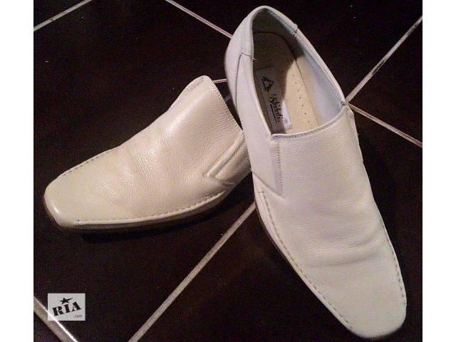 бу Мужские классические туфли Shidali 43 размер в Вышгороде