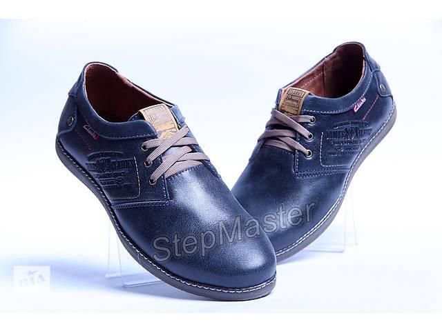продам Мужские кожаные туфли Clarks Originals 511-c бу в Вознесенске