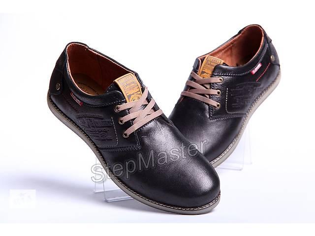 продам Мужские кожаные туфли Clarks Originals 511-Ч бу в Вознесенске
