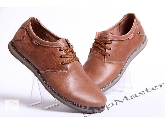 Мужские кожаные туфли Clarks Originals 511-р- объявление о продаже  в Вознесенске