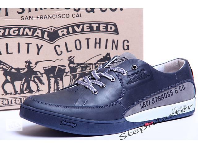 Мужские кроссовки Levis 35-03- объявление о продаже  в Вознесенске