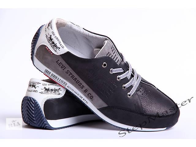 Мужские кроссовки Levis 37-03- объявление о продаже  в Вознесенске