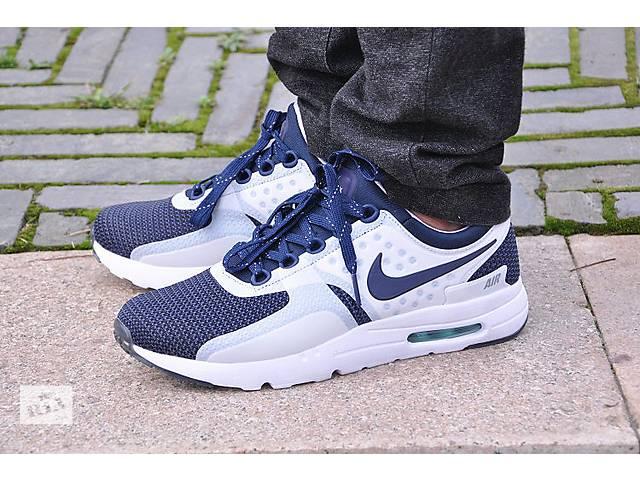 купить бу Мужские кроссовки Nike Air Max Zero в Киеве