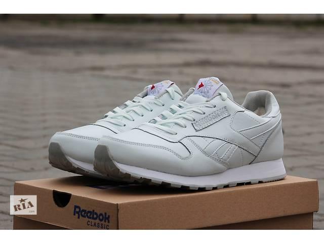 купить бу Мужские кроссовки Reebok белые на меху    в Хмельницком