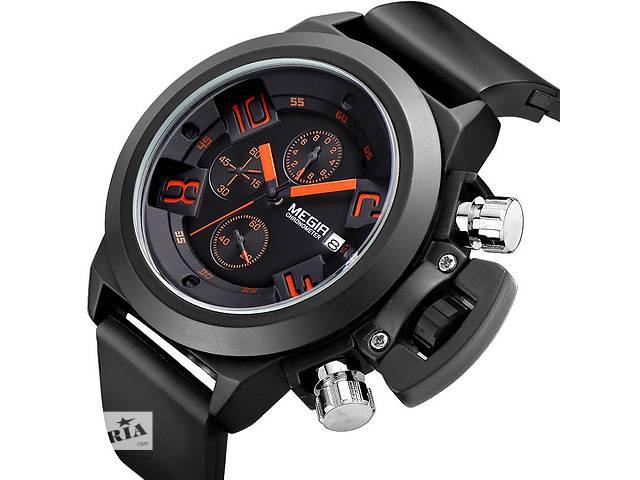 купить бу Эксклюзивные наручные мужские часы MEGIR Original! в Кривом Роге (Днепропетровской обл.)