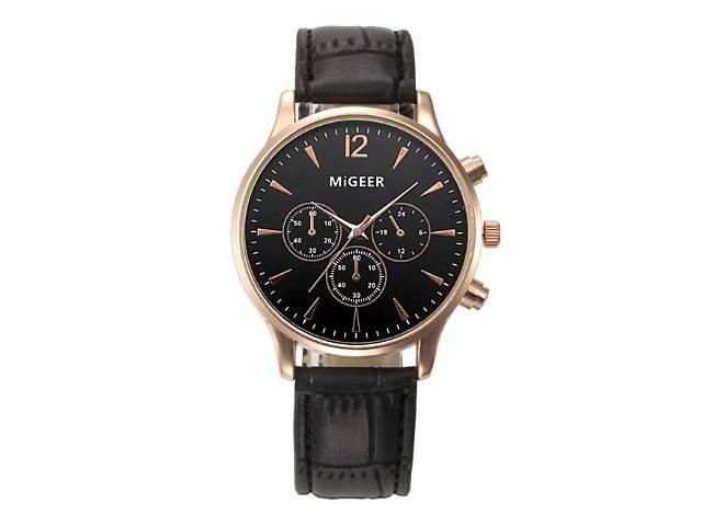 продам Мужские наручные часы MiGEER бу в Кривом Роге (Днепропетровской обл.)