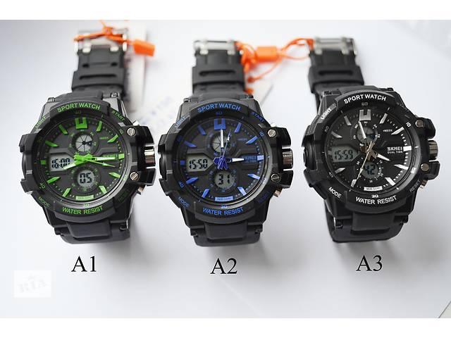 продам Мужские наручные часы skmei 0990 бу в Львове