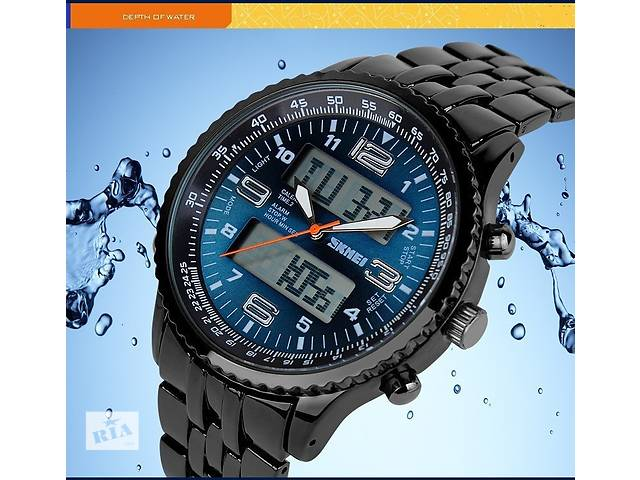 Крутые мужские наручные часы SKMEI ORIGINAL- объявление о продаже  в Кривом Роге