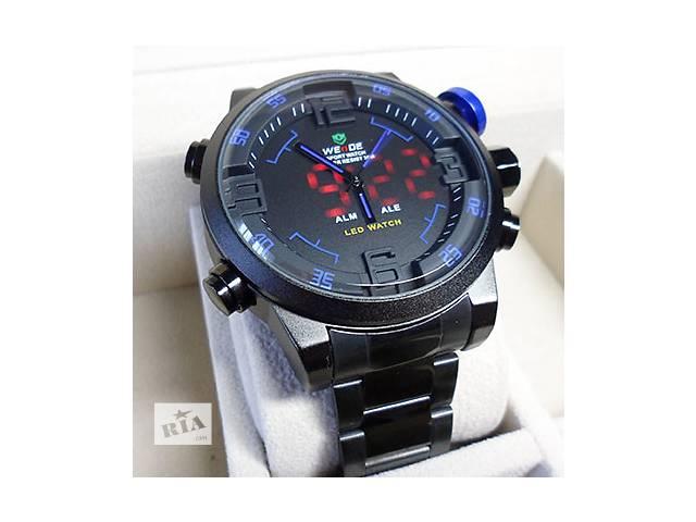 Мужские спортивные стильные часы Weide Sport- объявление о продаже  в Днепре (Днепропетровске)