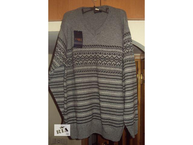 Мужские свитера новые (разные)- объявление о продаже  в Киеве