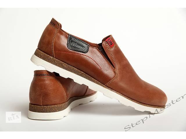 продам Мужские туфли Clarks Originals 16-Р бу в Вознесенске