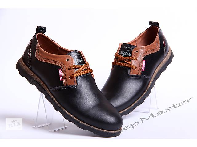 купить бу Мужские туфли Clarks Originals 304-Ч в Вознесенске