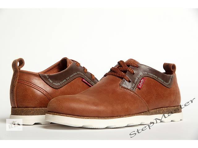 купить бу Мужские туфли Clarks Originals 304-Р в Вознесенске