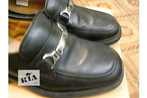 б/у Чоловічі туфлі