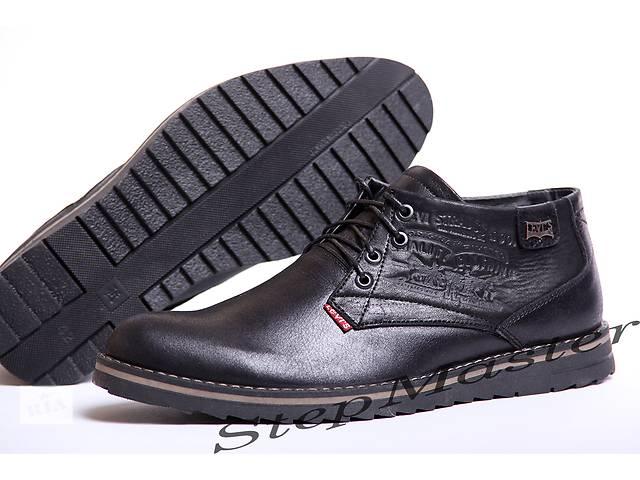 продам Мужские зимние ботинки Levis Б 53-01 бу в Вознесенске