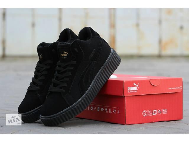 купить бу Мужские зимние ботинки Puma Rihanna  в Светловодске