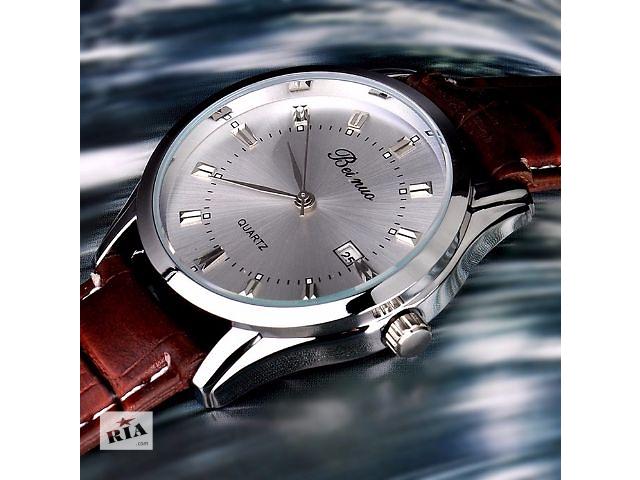 бу Мужские Часы Bei nua! по супер цене, с датой!!! в Львове