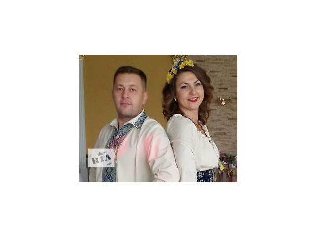 """купить бу Музыка на свадьбу ведущие дуэт """"Best Music"""" в Луцке"""