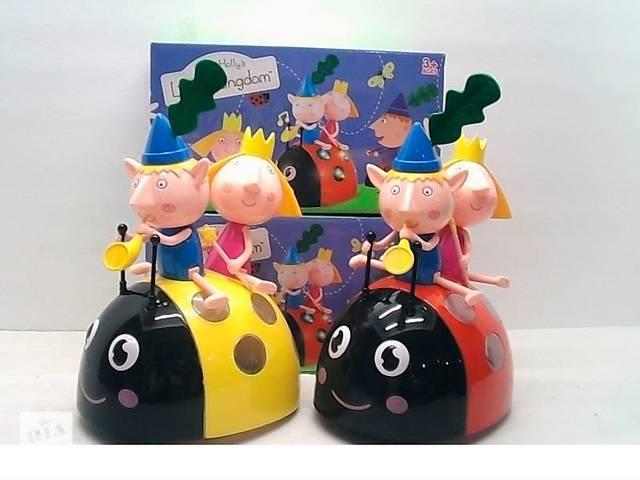 купить бу Музыкальная игрушка Бен и Холли мод.777А5 в Киеве