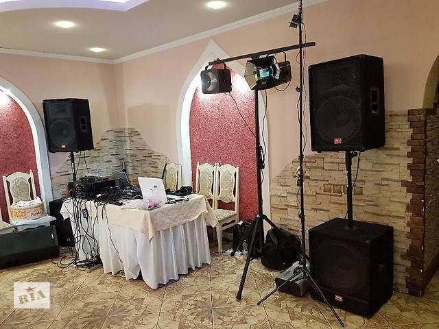 купить бу Музыкальное сопровождение мероприятий!Аренда аппаратуры в Киеве