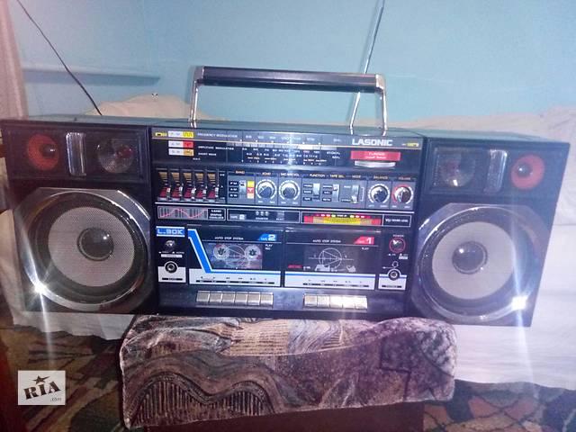 Музикальний центр Lasonic L30K- объявление о продаже  в Червонограде