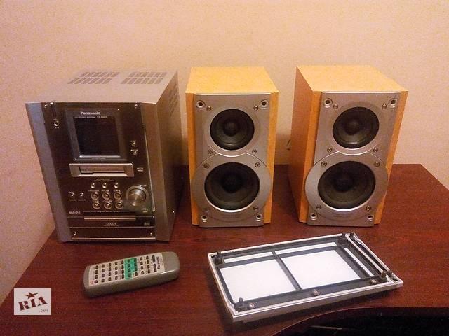 продам Музыкальный центр Panasonic SC-PM25 для ПК бу в Львове