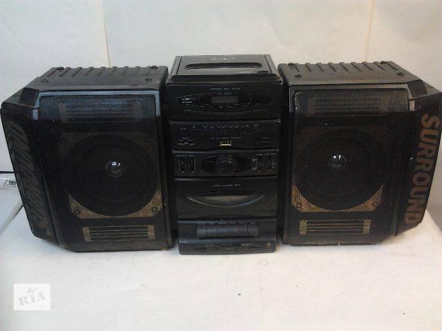 купить бу Музыкальный центр Clatronic mc 044 cd  в Одессе