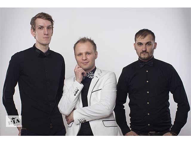 купить бу Музыканты на любой праздник. Живая музыка, Кавер группа Play Back.  в Украине