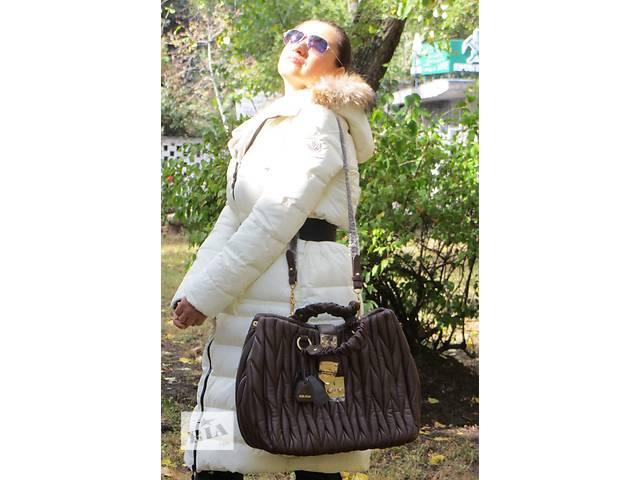 купить бу миа миа фирменная новая люкс класса сумка. в Киеве
