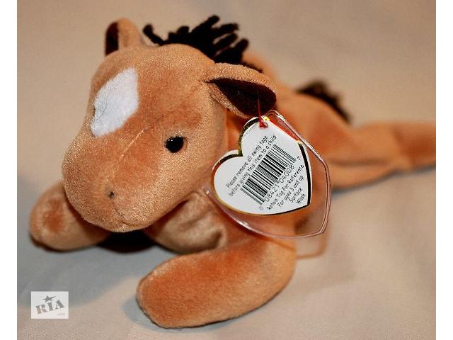 продам Мягкая игрушка, лошадка / Ty Beanie Babies Derby the Horse бу в Виннице