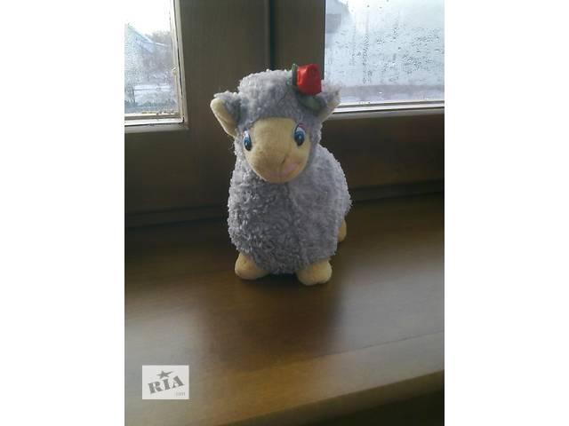 купить бу Мягкая игрушка овечка в Днепре (Днепропетровск)