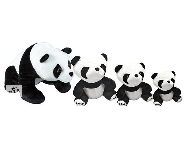 Мягкая игрушка Панда с логотипом - милый корпоративный подарок к Новому Году- объявление о продаже  в Киеве