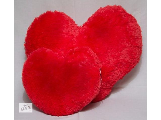 купить бу мягкая игрушка Сердце22см в Черноморске (Ильичевске)