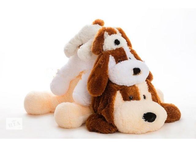 """бу Мягкая игрушка собака """"Шарик"""" 50 см в Черкассах"""
