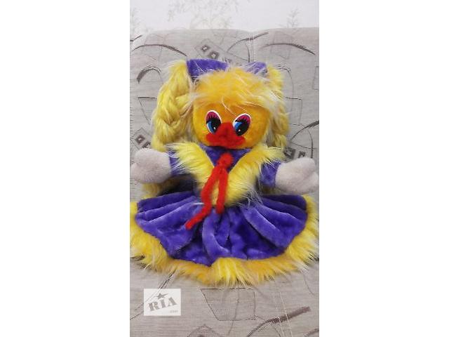 Мягкая игрушка уточка Поночка- объявление о продаже  в Запорожье
