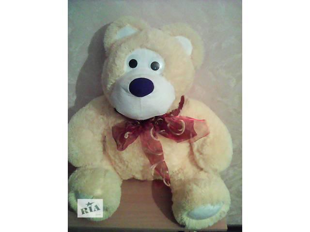 продам Мягкую игрушку медведь размер 70*50см  бу в Харькове