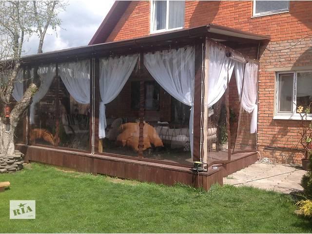 мягкие окна,шторы ПВХ- объявление о продаже   в Украине