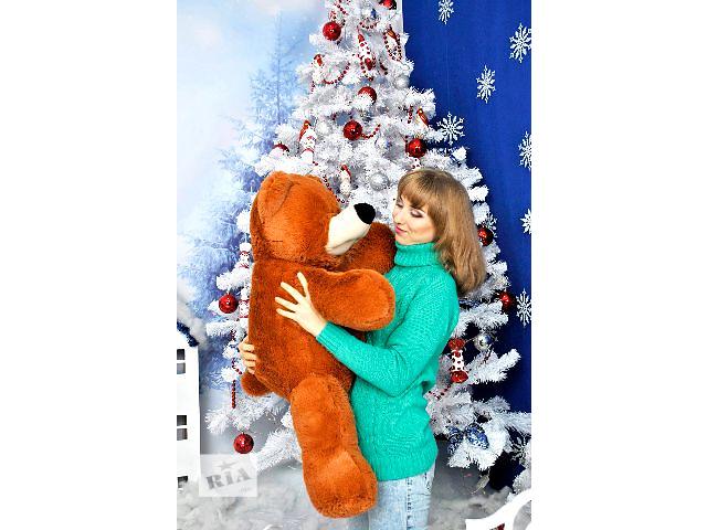 купить бу Мягкий плюшевый медведь 95 см в Черноморске (Ильичевск)