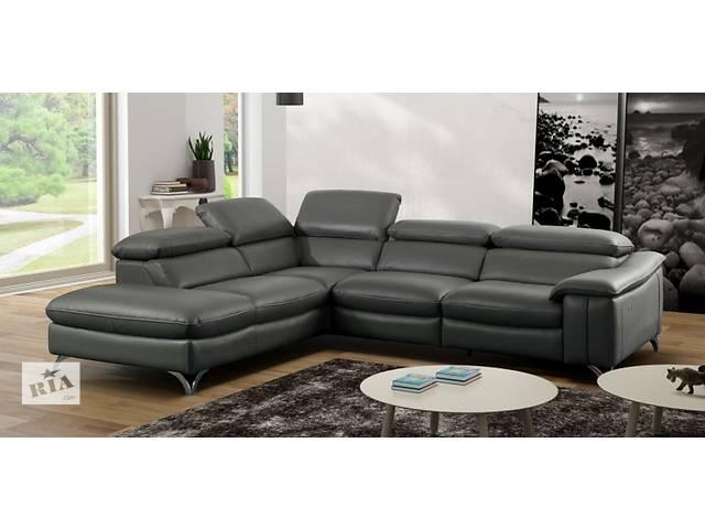 Мягкий сучасный угловой диван модернований куток Fino Польща- объявление о продаже  в Дрогобыче