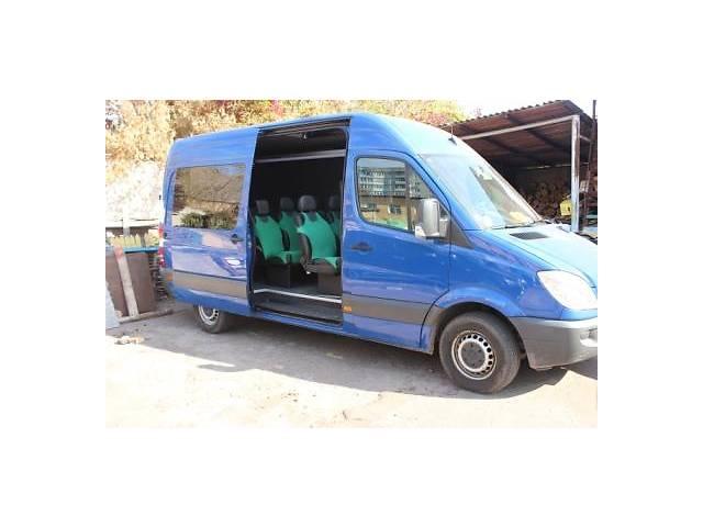 микроавтобус 8-12 мест- объявление о продаже  в Фастове