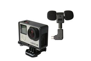 Новые Микрофоны для видеокамеры Go Pro