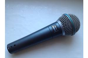 б/у Вокальні мікрофони Shure