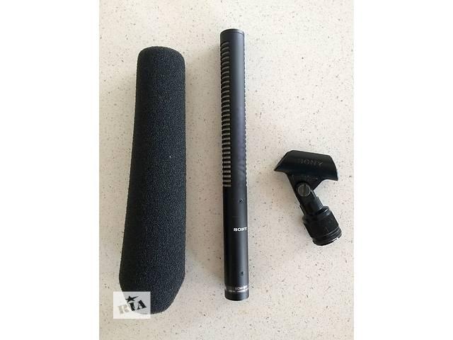 купить бу Микрофон пушка SONY ECM-670 в Киеве