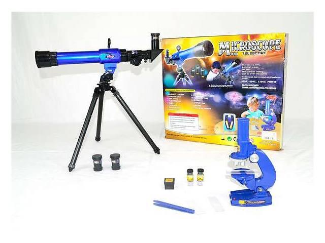 продам Микроскоп с телескопом CQ 030 бу в Киеве