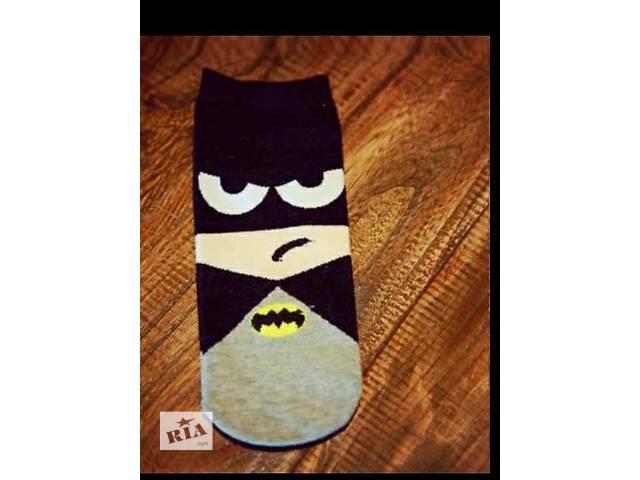 купить бу Милые носки с принтом Бэтмэна в Запорожье