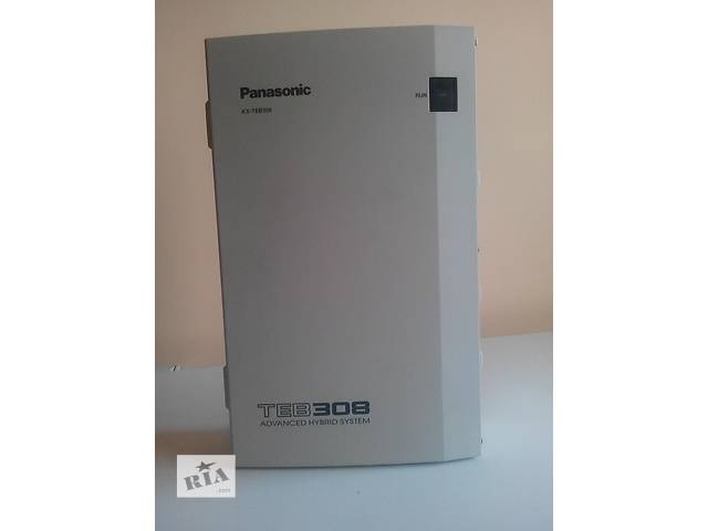 продам Мини АТС panasonic KX-TEB308 + телефон в подарок бу в Киеве