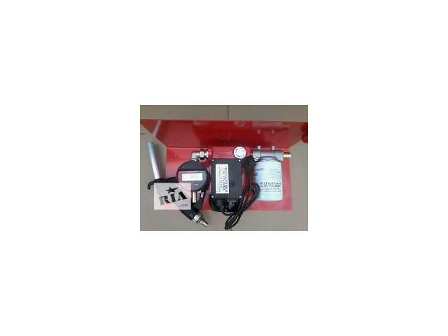 Мини-колонка 220Вольт 35л/мин для перекачки дизтоплива с электр.или механ.счетчиком. Гарантия- объявление о продаже  в Луцке