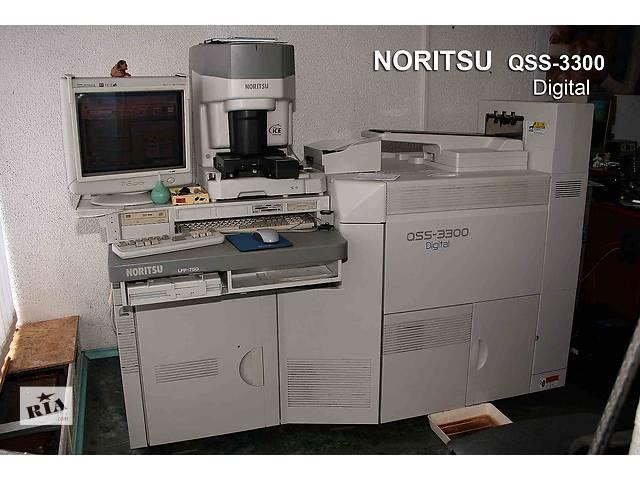 продам Минилаб Noritsu QSS-3300 бу  в Украине