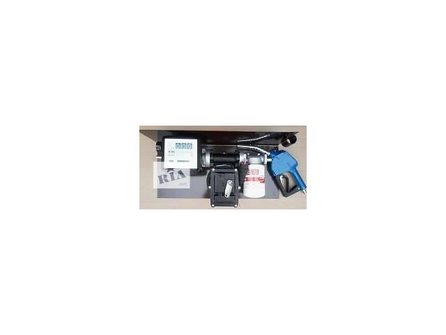 бу Минизаправка для перекачки бензина с насосом EX50 230V AC ATEX,Италия в Луцке