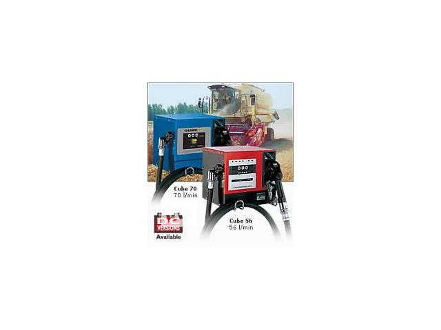 продам Качественные насосы, мини-колонки(АЗС),счетчики для перекачки дизтоплива и бензина бу в Луцке